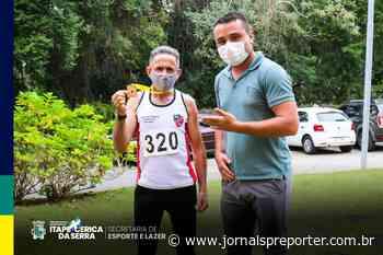 Itapecerica da Serra: Itapecericano Edson Rocha Vanderley se destaca em Torneio de Atletismo Paulista - Jornal SP Repórter News
