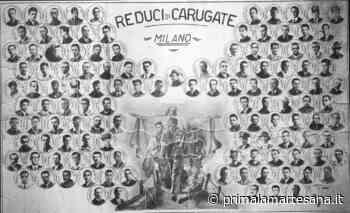 Carugate dice addio a Mario Frigerio: non aveva ancora 18 anni quando venne deportato dai nazisti - Prima la Martesana