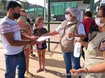 Mutirão de vacinação em Ibatiba aplicou 691 doses em dois dias - Jornal FATO