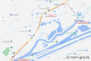 Jaagpad tussen Lier en Duffel afgesloten - Gazet van Antwerpen