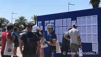 Triathlon de Cagnes-sur-Mer : 1er événement sportif de masse de France de la saison - France Bleu