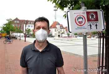 Die Maskenpflicht wackelt in Nordenham - Nord24