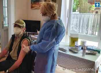 Tagesaufenthalt in Nordenham: Wohnungslose gegen Corona geimpft - Nordwest-Zeitung