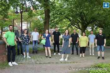 Stadtratswahl: Mit 27 Jahren die Nummer eins bei den Nordenhamer Grünen - Nordwest-Zeitung