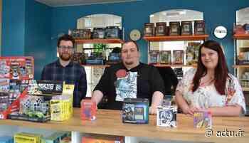 Nouveau à Fougères : le magasin de jeux Gray box est ouvert - La Chronique Républicaine