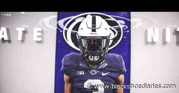 Only Norval Black Until Penn State Football - Black Shoe Diaries