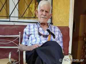 Murió Don José, el vecino de Beltrán que había cumplido 100 años - SL24