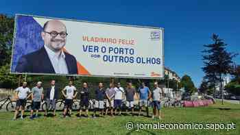 Vladimiro Feliz diz que escolha do PS para o Porto clarifica que é a única alternativa a Rui Moreira - Jornal Económico