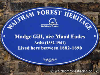 The life and art of Madge Gill - Waltham Forest Echo