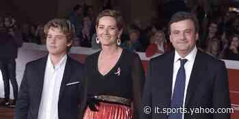Chi è Violante Guidotti Bentivoglio, moglie di Carlo Calenda - Yahoo Eurosport IT