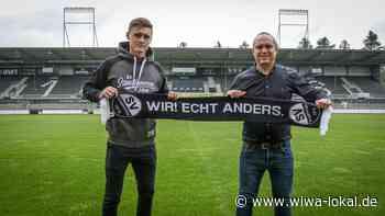 SV Sandhausen verpflichtet Carlo Sickinger aus Kaiserslautern - www.wiwa-lokal.de