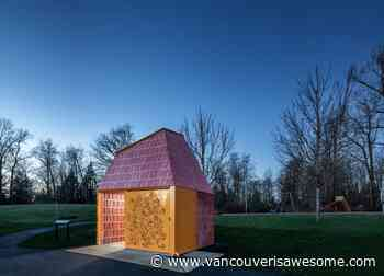 This Surrey park bathroom could be named Canada's Best Restroom of 2021 (PHOTOS) - Vancouver Is Awesome