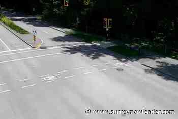 Surrey's 100th Avenue closed briefly after reports of man with a weapon – Surrey Now-Leader - Surrey Now Leader
