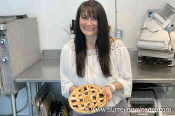 VIDEO: Father's Day pies help fundraiser for cancer research – Surrey Now-Leader - Surrey Now Leader