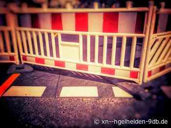 Sinsheim: Vollsperrung wegen Tiefbauarbeiten – Hügelhelden.de - Hügelhelden.de