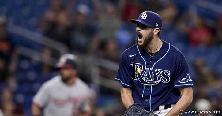 Nationals: 1, Rays: 3 - Squeezing out (of) Jams