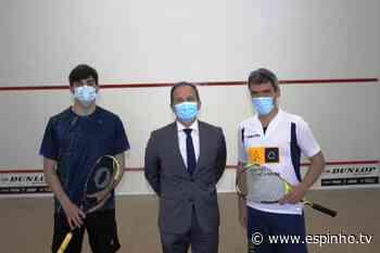 Squash: Primeiro torneio da era Clube de Ténis de Espinho - EspinhoTV