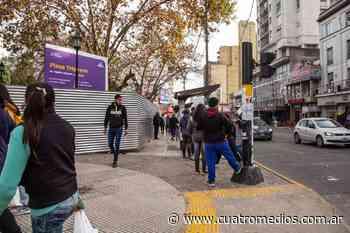 Quilmes: qué refacciones realiza el Municipio en la Plaza Yrigoyen - Cuatro Medios