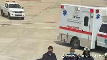 Avión de Conviasa aterriza de emergencia en Margarita - El Universal (Venezuela)