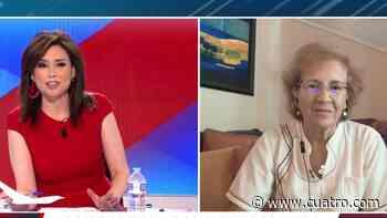 """Todo es mentira: Margarita del Val: """"La inmunidad de grupo con ninguna de las vacunas que tenemos es posible"""" - Cuatro"""