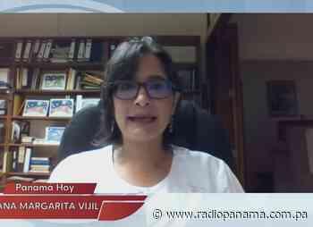 "Ana Margarita Vijil: ""Ortega se está yendo a fondo..."" - Radio Panamá"