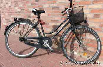 POL-CE: Hermannsburg - Polizei sucht Eigentümer zweier Fahrräder - Presseportal.de