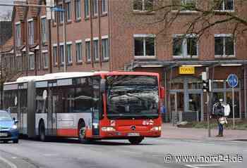 Per Bus von Zeven nach Scheeßel - Nord24