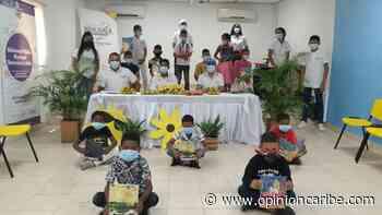 Aracataca. En el día del Medio Ambiente se inauguró el Programa 'Amigos de la biblioteca' - Opinion Caribe