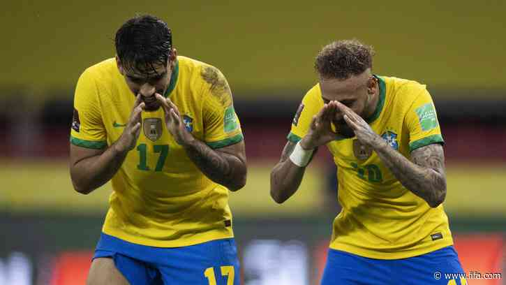 Home teams stumble, Brazil look down from the summit