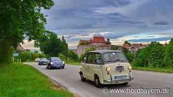 """""""Altmühltal Classic Sprint"""": Rallye mit historischen Fahrzeugen startet bald - Nordbayern.de"""
