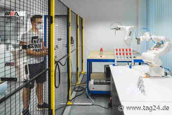 Wer eine Aus- oder Weiterbildung sucht, sollte dieses innovative Bildungszentrum in Kesselsdorf kennen - TAG24