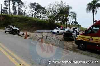 Acidente fatal é registrado em rodovia que liga Itapeva a Ribeirão Branco - Jornal Ita News