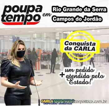 Rio Grande da Serra terá unidade do Poupatempo - Bastidor Político