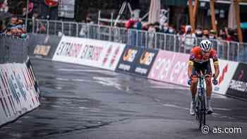 Ayuso subió más rápido que Bernal y los hombres del Giro en Sestola - AS