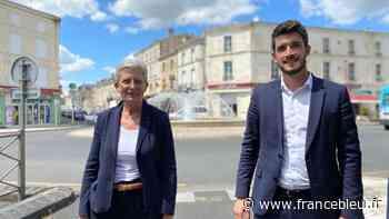 """Régionales : visite à Niort de Geneviève Darrieussecq (Modem-LREM), """"seule à pouvoir porter une alternance"""" - France Bleu"""