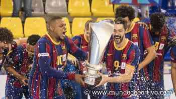 Las imágenes del último partido de la era Pascual en el Palau. - Mundo Deportivo
