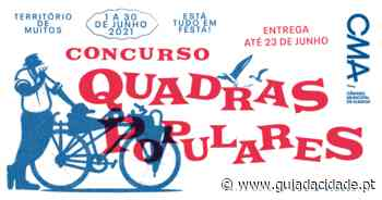 Almada   Concurso de Quadras Populares 2021 - Guia da Cidade