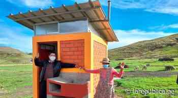 Puno: entregan dos obras por saneamiento en Lampa y Azángaro - LaRepública.pe