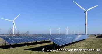 Innovative Ideen gefragt : Simmerath sucht nach Flächen für einen Solarpark - Aachener Nachrichten