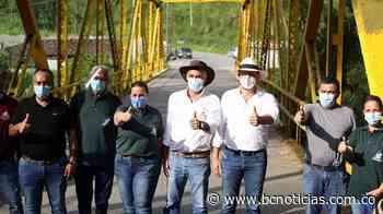 Gobernación entregó obras viales en Chinchiná - BC NOTICIAS - BC Noticias