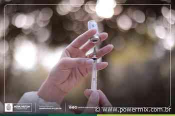 Profissionais da Educação serão imunizados contra o COVID-19 em Nova Mutum - Power Mix