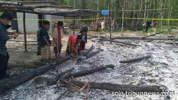 Aksi Heroik Ustazah Anjeli Selamatkan Santri dan Uang di Ponpes Tahfidz Guntur yang Terbakar - Tribun Solo