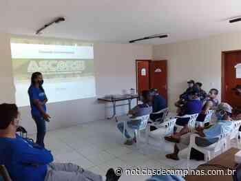 Reunião discute ações em prol de coletores de materiais recicláveis em Itapira - Notícias de Campinas