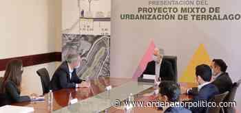 PRESENTA DEL MAZO PROYECTO URBANÍSTICO EN NAUCALPAN - Ordenador Político