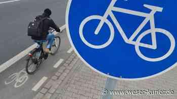 Holste will Bürgerradweg - WESER-KURIER