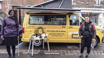 Cambrai : le minibus itinérant « Nina & Simon.es » fait une halte ce jeudi à la maison de quartier Saint-Roch - La Voix du Nord