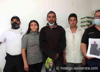 Tras 3 años de búsqueda, localizan a mexiquense en Tizayuca - La Silla Rota