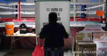 Distritos Tizayuca, Tulancingo y Metepec encabezan abstencionismo en Hidalgo - Periódico AM