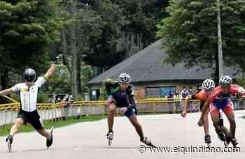 Halcones representará al Quindío en válida nacional de patinaje en Guarne, Antioquia - El Quindiano S.A.S.