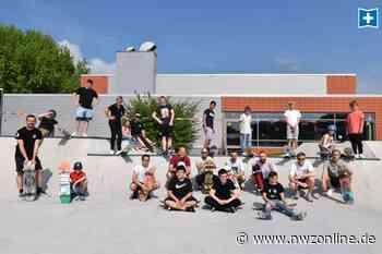 Freizeitsport in Brake: Hier finden Skater eine neue Heimat - Nordwest-Zeitung